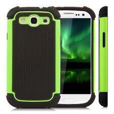 Kwmobile TPU outdoor funda rígida para Samsung Galaxy s3 i9300 s3 i9301 neo neón