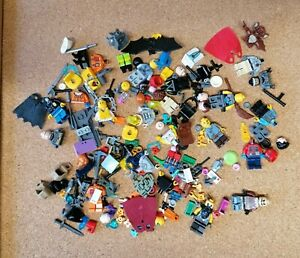Lego mini figure Parts And Accessories Batman City Etc