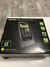 Archos 35 Smart Home Phone Schnurloses DECT Festnetztelefon Mit Android + Touch