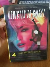 Addicted to Sweat: Jaw Breaker Chair Dripping Wet Vol. 4
