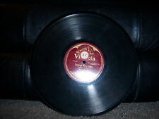 """Victrola 64729 Alma Gluck - Darling Nellie Gray 1917 10"""" 78 RPM"""