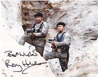 Roy Holder Dr Who signed photo UACC RD 86