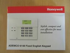 Honeywell Ademco 6148 Keypad (Can Replace 6128 and 6150) *New*
