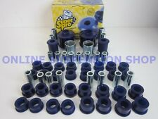 Suits Nissan Silvia 180SX S13 SUPER PRO F&R Suspension Bush Kit
