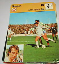 Tibor NYILASI-CALCIO COLLECTOR CARD