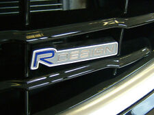 Genuine Volvo s60 v60 (2010 in poi) R Design Badge Emblema Griglia Anteriore ()