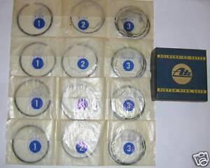 ALFA ROMEO GIULIA/ FASCE ELASTICHE DA 78/ PISTON RINGS