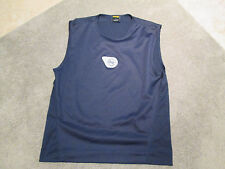 VINTAGE Nautica Competition Basketball Jersey Adult Large Blue Gray Dri Fit