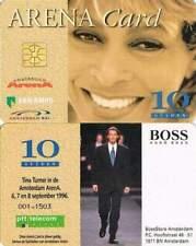 Arenakaart A002-01 10 gulden: Tina Turner