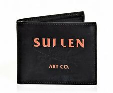 Sullen Men's Flyin High Leather Bifold Wallet Black