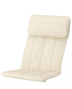 IKEA POANG Kids Armchair Cushion, Machine Washable Easy Clean ✅ Beige