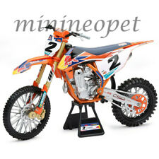 New Ray 58213 Red Bull Ktm 450 Sx-F Dirt Bike 1/10 #2 Cooper Webb