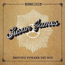 Susan James - Driving Towards The Sun [CD]