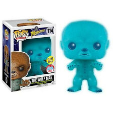 NYCC 2016 WOLF MAN GLOW IN THE DARK Funko Pop! Figura in vinile