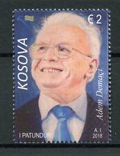 Kosovo 2018 MNH Adem Demaci 1v Set Politicians Writers People Stamps