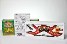 MMPR Mighty Morphin Power Rangers Red Dragon Thunderzord Megazord 1994