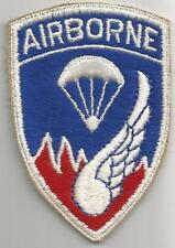 US Army 187th Airborne Regimental Combat Team Patch Inv# G002