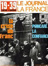 Le Journal de la France 19 - 39 L'entre deux guerres  n°91 La crise du Franc