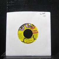 "Buju Banton - Hold Me Tight 7"" VG Vinyl 45 Jamaica Fat Eyes Records 2001"