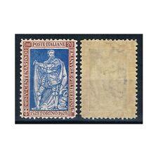 IT6165 - 1928 Emanuele Filiberto 20cent Sas.226 nuovo MNH/**