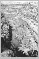 WITTENOOM GORGE circa 1923-40 2nd aerial view modern Digital Photo Postcard