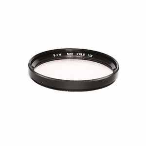Original B+W Skylight Filters 52mm KR1, 5 1,1x By Dealers