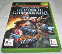 Star Wars Republic Commando XBOX Original PAL *Complete*