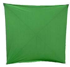 Photo Lighting Studio Chromakey Green Screen for Blogger Background 6 x 6 ft