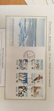 ROSS DEPENDENCY NEW ZEALAND  1990 Sea Birds Issue FDC d45