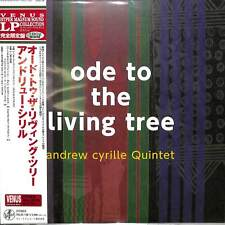 ANDREW CYRILLE QUINTET-ODE TO THE LIVING TREE-JAPAN LP K81