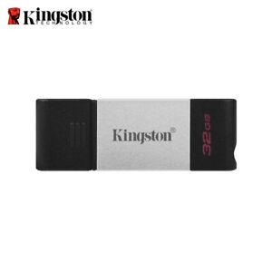 Kingston DT80 32Go USB 3.2 Gen 1 Lecteurs flash USB Stockage USB OTG Type-C