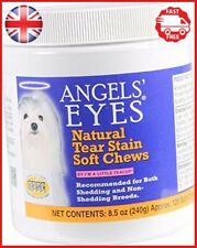 Angels Eyes 120 Count Natural Chicken Formula Soft Chews for Dogs