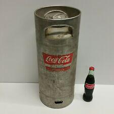 HARD TO FIND Rare Vintage Coca Cola syrup 4.75/5 Gallon keg/barrelcanister Coke