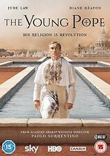 The Young Pope: Complete Series 1: New DVD - Jude Law, Diane Keaton