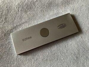 Olympus OBMM 1/100 Stage Micrometer (Metal)