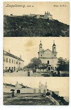 Architektur/Bauwerk Lithographien vor 1914 aus Wien