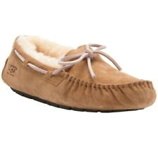 UGG Australia Women's 5612 Dakota Slipper Shoes, Tobacco