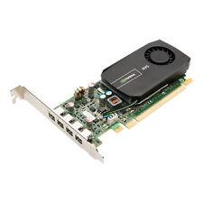 NVIDIA Quadro NVS 510 2GB GDDR3 4-Mini DisplayPort Graphics Video Card