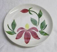 "BLUE RIDGE SOUTHERN POTTERIES WINNIE 7 1/2"""" PLATE.........b"