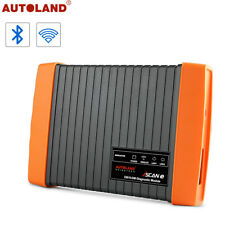Automotive Full Systems Diagnostic Scan Tool Bluetooth Code Reader For Android