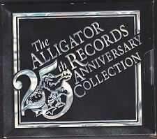Johnny Winter/Elvin Bishop+others - Alligator Records 25th Anniversary... 2 CDs