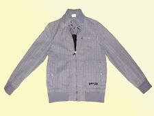Veste entre saisons pour hommes veste en jean gr. 48 M à carreaux