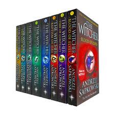 Andrzej Sapkowski Witcher Series The Last Wish 8 Books Collection Set NEW