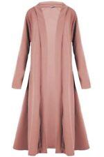 Abrigos y chaquetas de mujer gabardina de color principal rosa