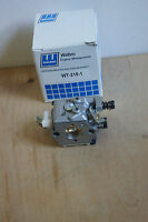 GENUINE WALBRO CARBURETOR WT-215  *  NEW  *