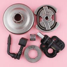 .325 8T Sprocket Clutch Drum Oil Pump Assy Kit Fit Partner 350 351 Chainsaw Part