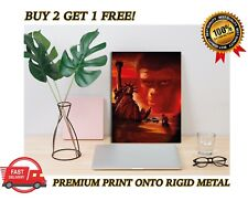 Planet of the Apes Classic Movie Premium METAL Poster Art Print Plaque Gift