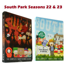 South Park Complete Seasons 22 & 23 Dvd with Slipcovers Brand New Sealed