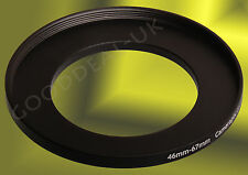 46mm to 67mm 46-67mm 46mm-67mm 46-67  Stepping Step Up Filter Ring Adapter