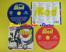 CD 100% BRITISH MOD compilation 05 ACCIDENTS NIGHTRIDERS (C4) no mc lp vhs dvd